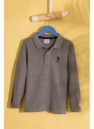 U.S.Polo Assn. Sweatshirt Gri